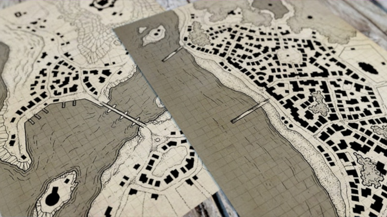 Kickstarter Highlights - Handy Maps