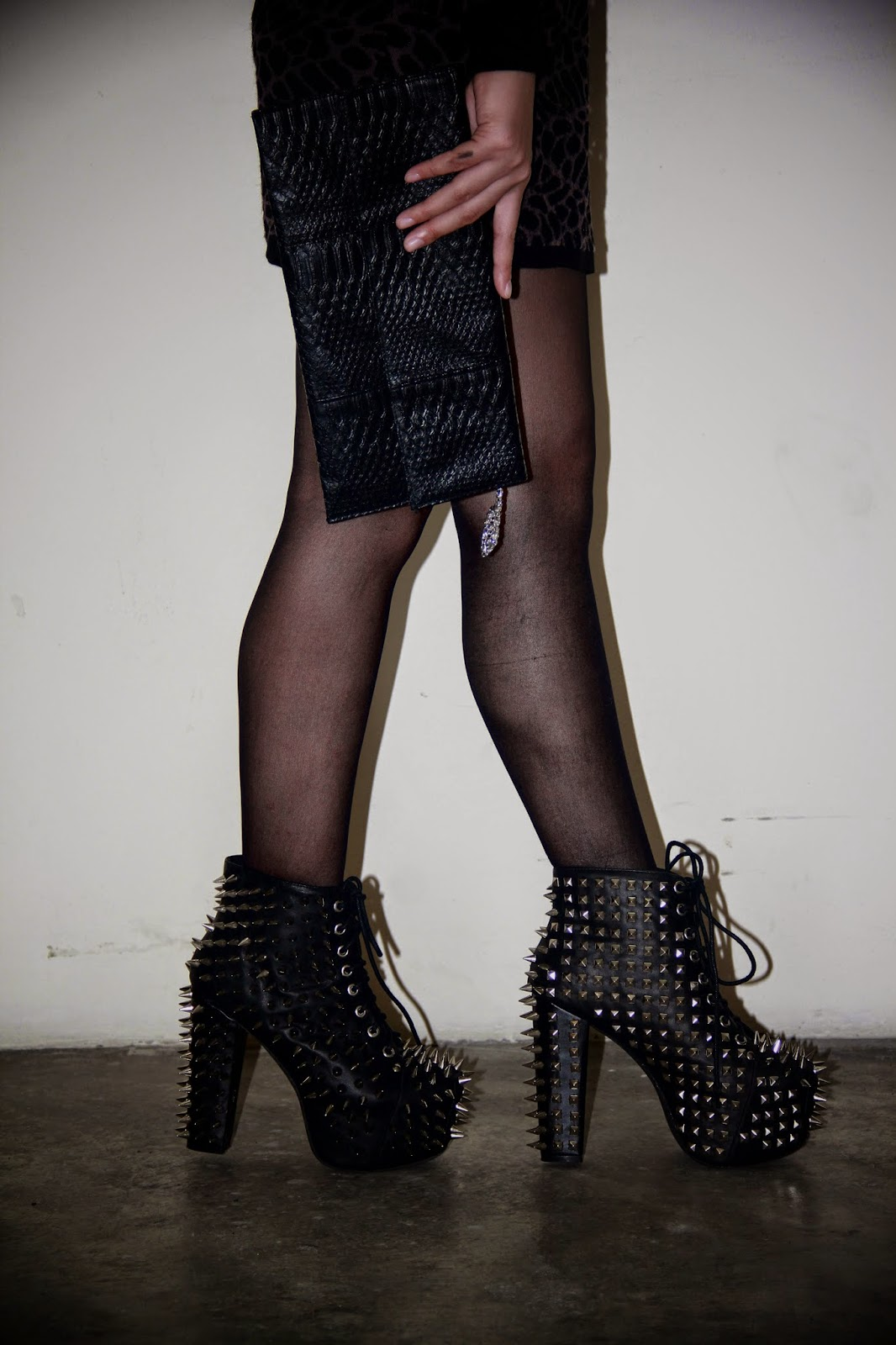 Jeffrey Campbell X Off The Rack Asia