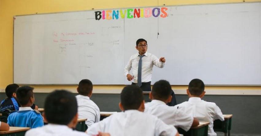 SUNEDU: En segundo semestre comenzaría licenciamiento a carrera de Educación - www.sunedu.gob.pe