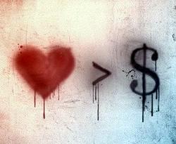 denaro e serenità