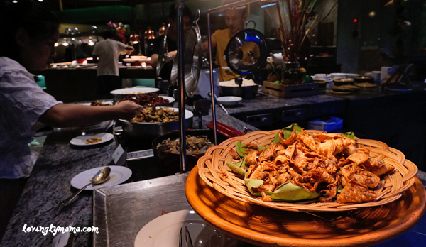 Marco Polo Plaza Cebu - Marco Polo Hotel Cebu breakfast buffet - Cebu hotels - Philippine hotels