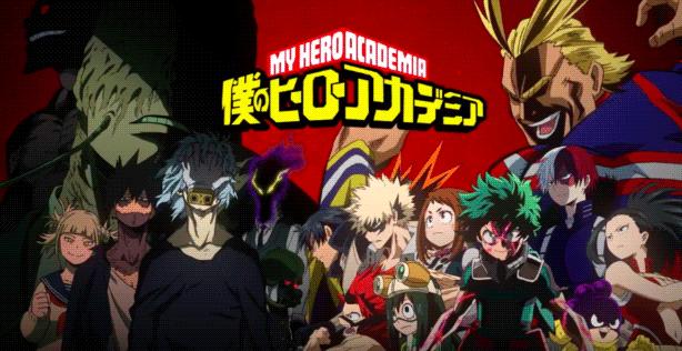 Boku no Hero Academia Season 3 - Daftar Anime 2018 Terbaik dan Terpopuler