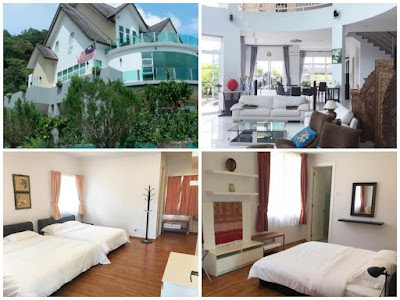 Vacation Bungalow in Cameron Highlands