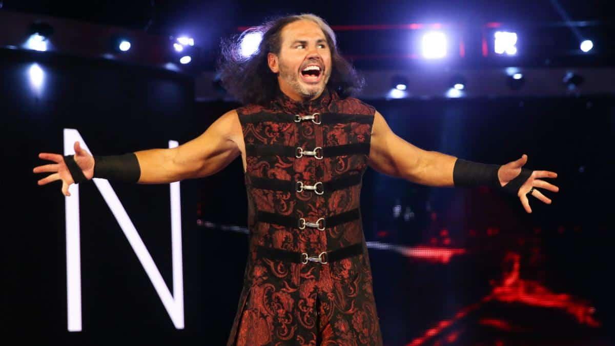 "Matt Hardy iria ""deletar"" a TNA em storyline"