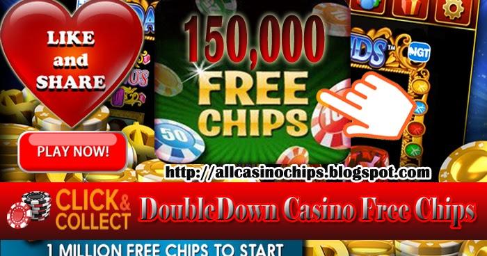 verified doubledown casino promotion codes
