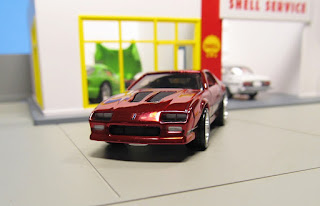 Hot Wheels RLC  IROC-Z