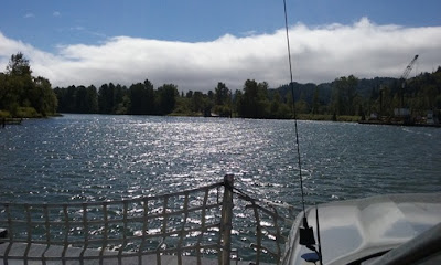 Puget Island Ferry boat ride - NVanBlaricom