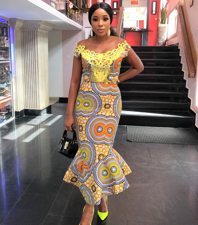 Unique African Wedding Dresses: Unique Ankara Styles