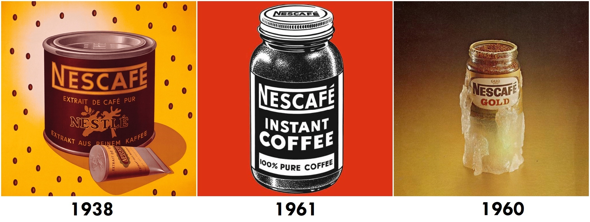 Sejarah Nescafe Kopi