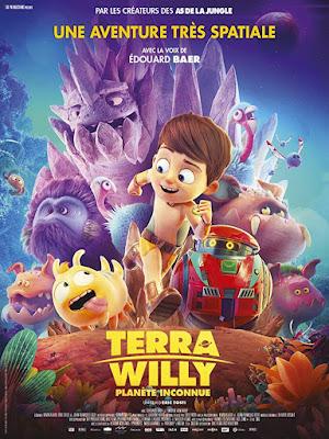 Terra Willy: Cuộc Phiêu Lưu Tới Hành Tinh Lạ - Terra Willy: Planète inconnue