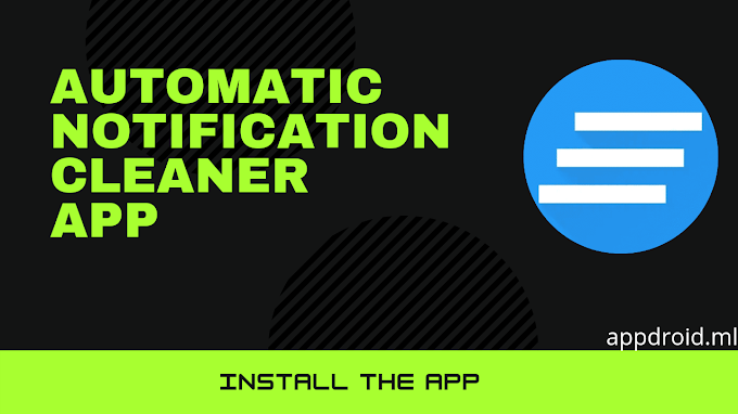 Automatic notification clearer app for android