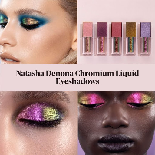 Natasha Denona Chromium Shadows