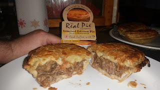 Real Pie Steak and Horseradish Pie Review