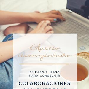 Cómo conseguir colaboraciones con marcas, tiendas y empresas con un blog