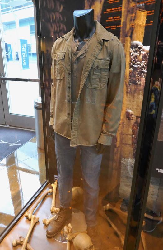 Will Smith Gemini Man Junior movie costume