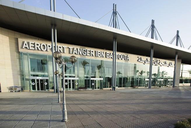 مطار طنجة ابن بطوطة الدولي Tangier Ibn Battouta Airport