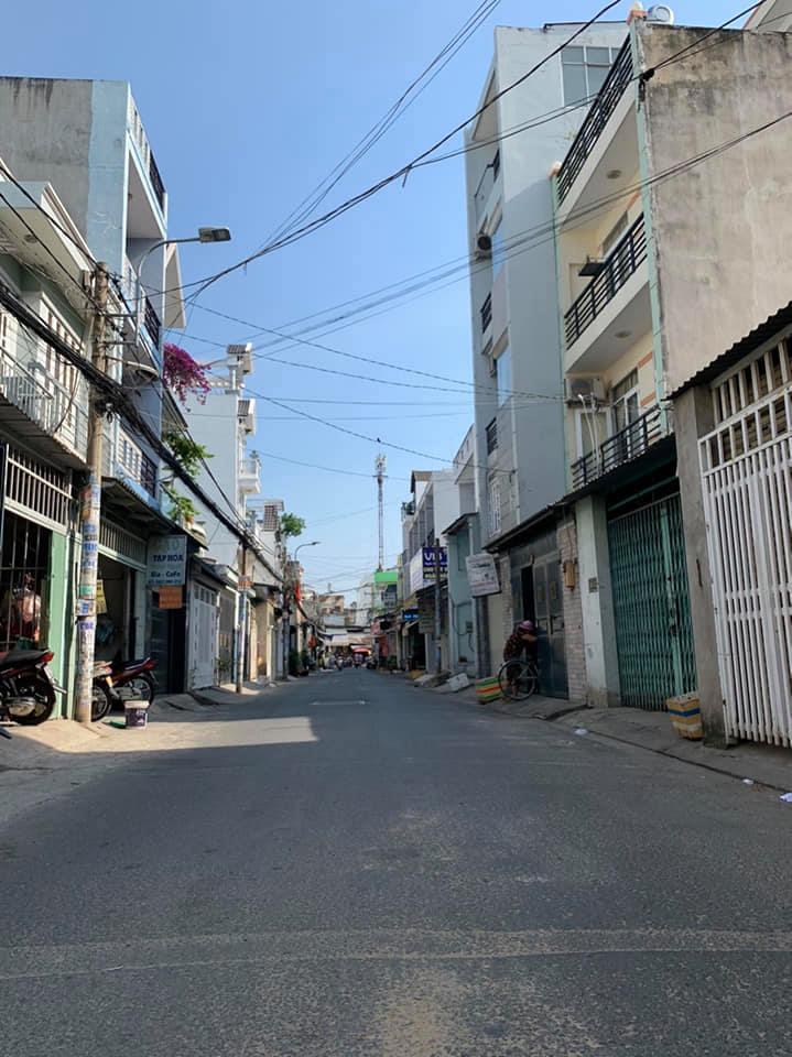 Bán nhà hẻm 216 Đường số 5 phường Bình Hưng Hòa quận Bình Tân. Dt 4x15m