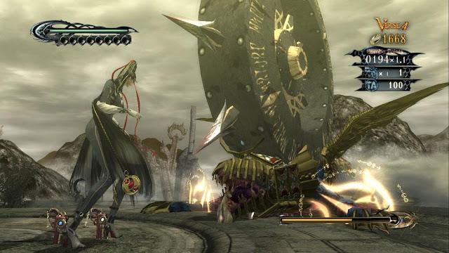 El primer Bayonetta ya es retrocompatible en Xbox One