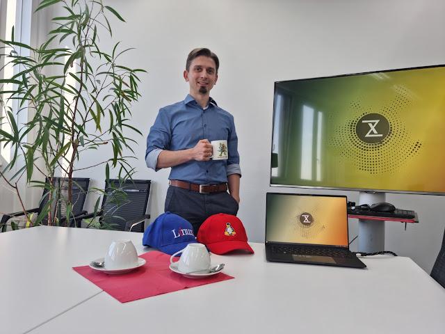 TUXEDO Computers se convierte en el nuevo patrocinador de KDE