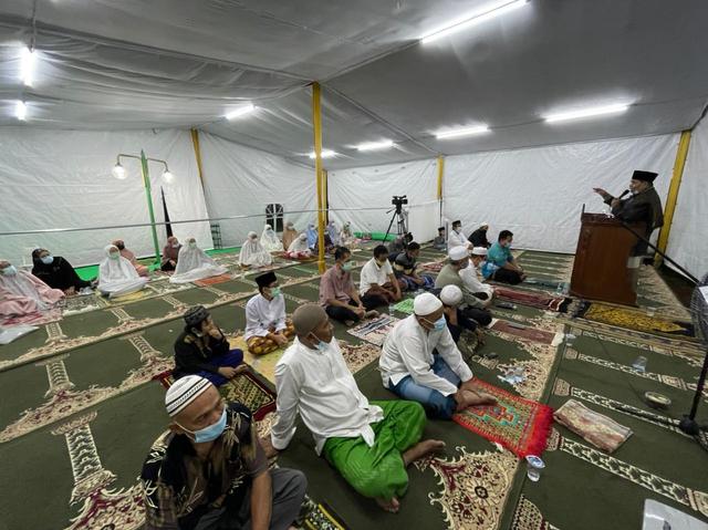 Sulit Dipercaya, Begini Nasib Muslim Minoritas di Kompleks Perumahan Taman Villa Meruya