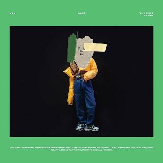 SHINee : KEY – FACE Albümü