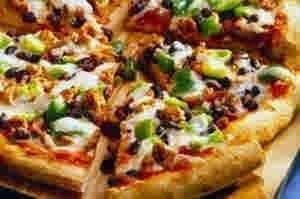 بيتزا مكسيكيه