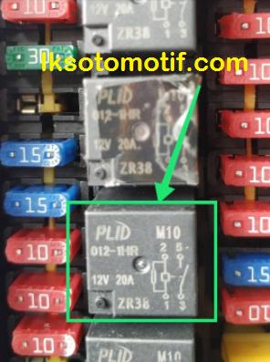ganti relay AC cara mengatasi AC wuling tidak dingin