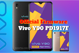 Firmware Vivo Y90 PD1917F