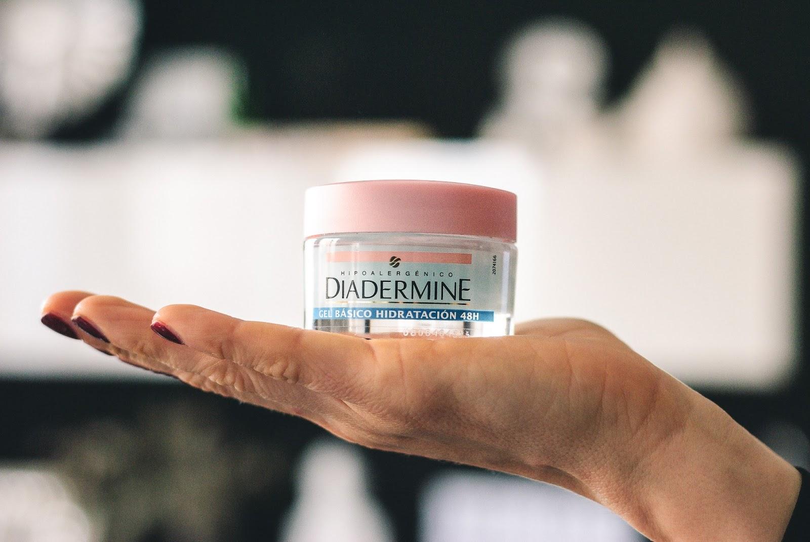 Gel basico 48h hidratación Diadermine