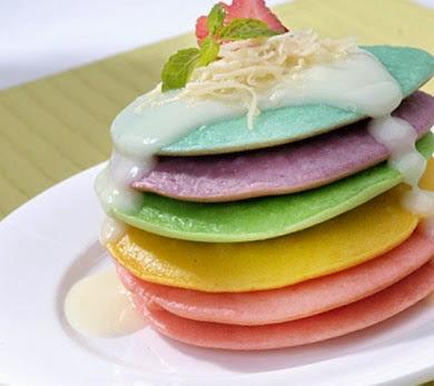 Resep dan Cara Membuat Pancake Spesial Aneka Rasa