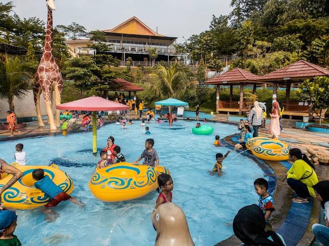 Harga Tiket Masuk Green Valley Waterpark Purwakarta