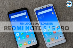 Cara Mudah Unlock Bootloader Xiaomi Redmi Note 5 / Note 5 Pro via Mi Flash Unlock Tool