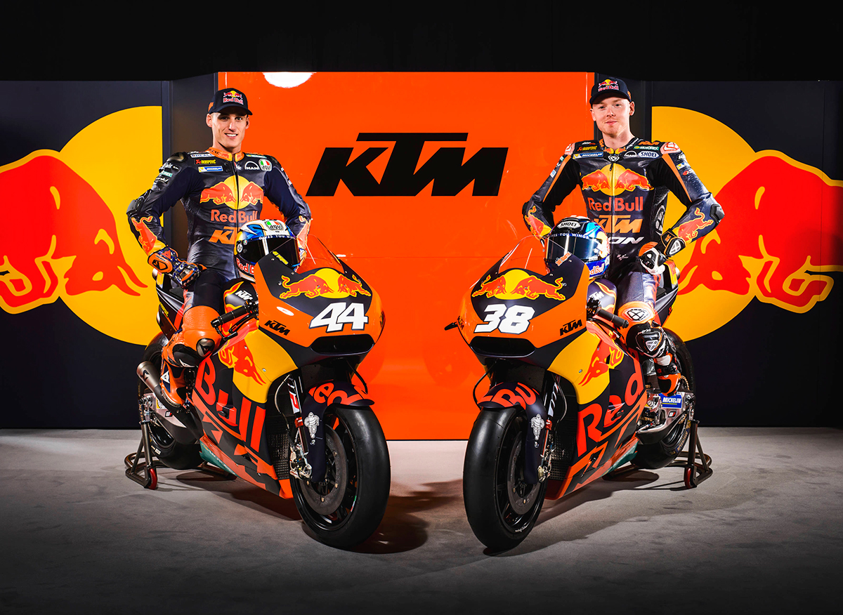 Bradley Smith Pol Espargaro Red Bull Ktm Motogp