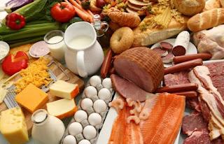 bahan pangan sehat
