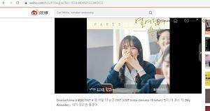 Cara download Video di Website Weibo