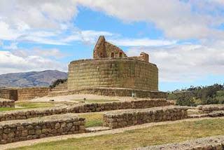 Cultura Cañarí y su templo del sol