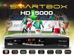 RECOVERY SMARTBOX HD 5000 – 13-08-2016