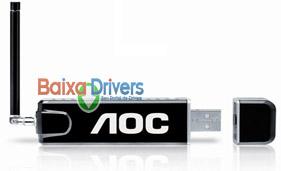 Baixar driver para monitor aoc 519sw
