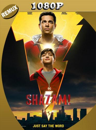 Shazam! (2019) Latino HD [1080p REMUX] [GoogleDrive] TeslavoHD