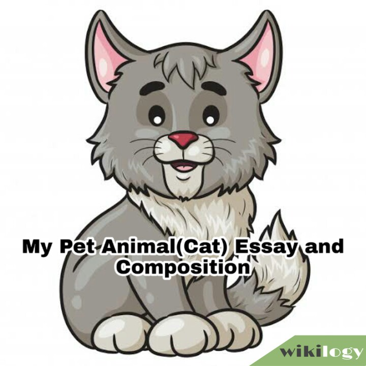 My Pet Animal Essay and Composition