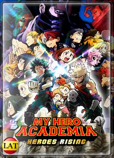 My Hero Academia: El Despertar de los Héroes (2019) DVDRIP LATINO/ESPAÑOL