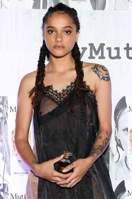 Sasha Lane Hot Pics and Bio