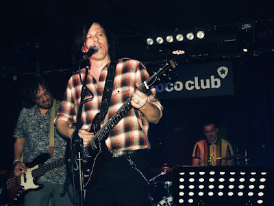 Con Star Trip y Ken Stringfellow (Crónica concierto Loco Club, 3)