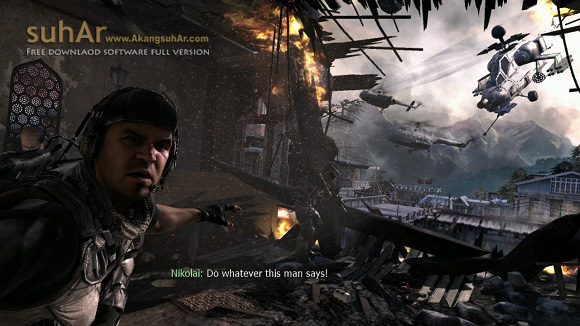 Gratis Download Games Call of Duty Modern Warfare 3 Full Crack Latest Version