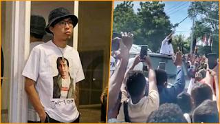 Kata dr Tirta, Aksi Jokowi Bagi-bagi Suvenir di NTT dalam Rangka Membubarkan Kerumunan