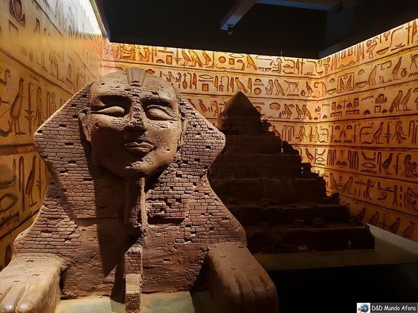 Museu do Chocolate - atrações de Gramado