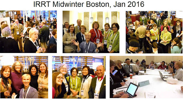 IRRT Midwinter Boston 2016