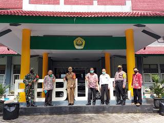Bupati Faida Monitor Pelaksanaan UTBK di UNEJ