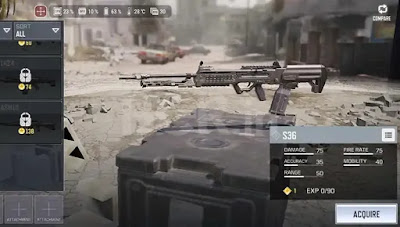 Most powerful weapon in Call of Duty Mobile