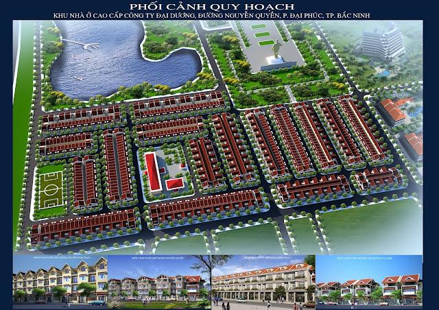 Khu đô thị Nguyễn Quyền Đại Dương